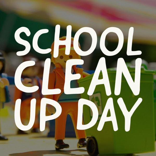 School_Clean_Up_Day