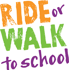 Walk or Ride to School day