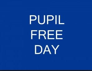 Pupil Free Sign