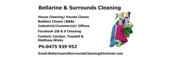 Bellarine & Surrounds Cleaning